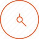 compressor, schedule icon