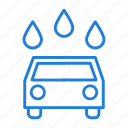 car, carwash, wash icon