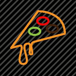 local, pizza icon