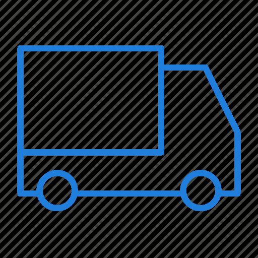 local, shipping icon