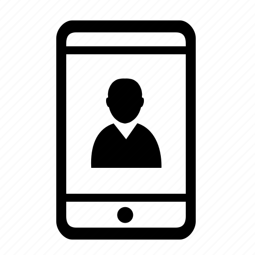 account, avatar, contact, customize, id, mobile, personalization, profile, user icon