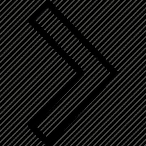 arrows, errow, pixel icon, pointer, right icon
