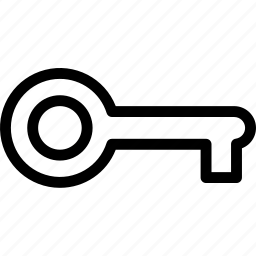home, key, pixel icon icon