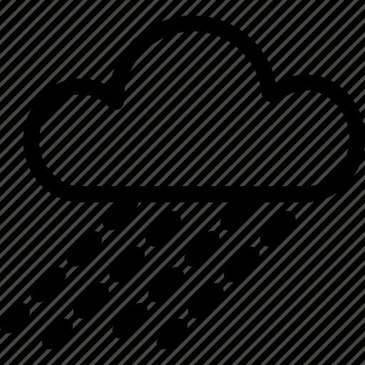 forcast, poor rain, rain, storm icon