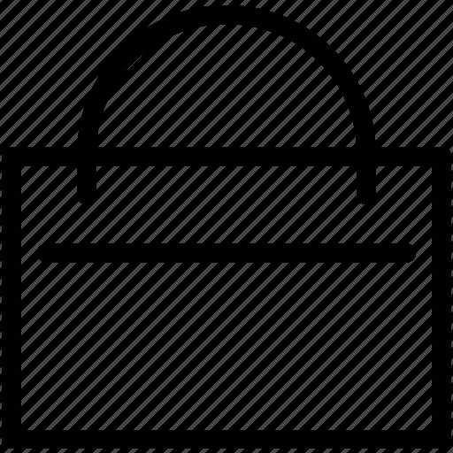 bag, case, ecommerce, shopping icon