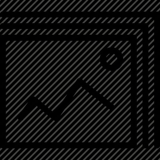 doplicate, image, photo, pic, picture icon