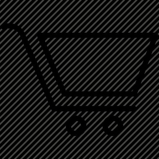 bag, cart, ecommerce, shop, shopping icon