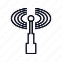 cell, cell-tower, communication, interface, network, telephone, tower icon