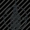ben, big, clock, landmark, line, london, tower