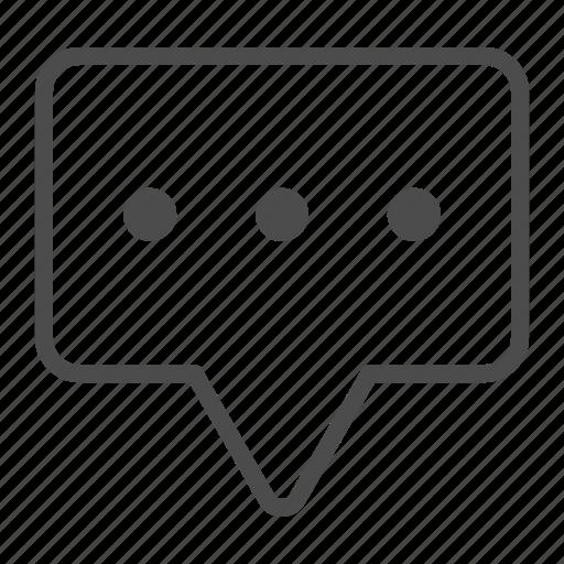 bubble, chat, chat bubble, chat window, communication icon