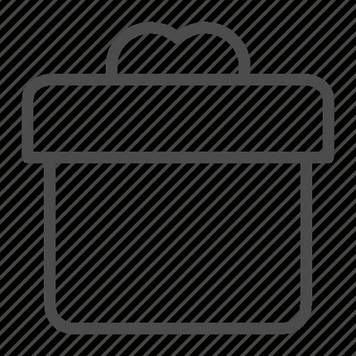gift, gift box, giftbox, present, shop, shopping icon