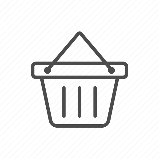 basket, buy, cart, online shopping, shop, shopping icon