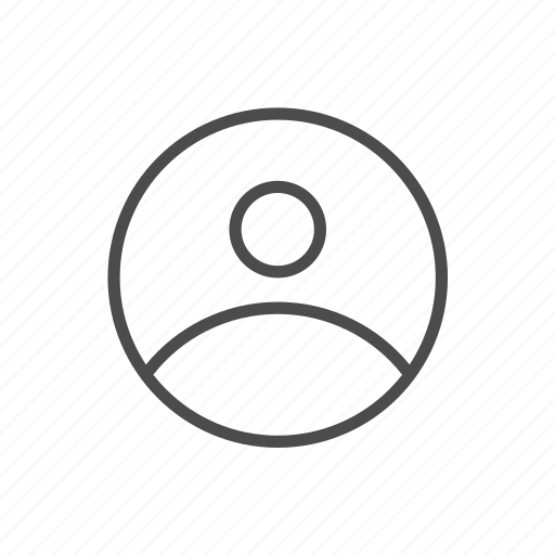 Account, avatar, human, man, person, profile icon - Download on Iconfinder