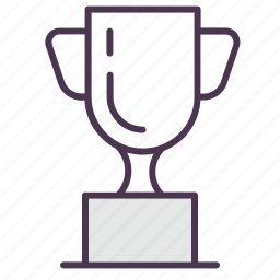 achievement, cup, prize, trophy, victory, winner icon