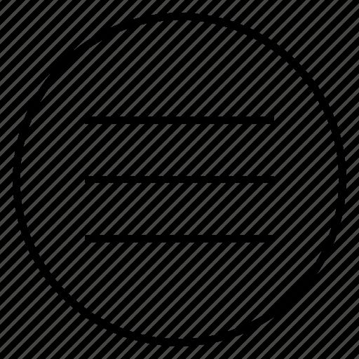 checklist, list, menu, playlist icon