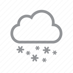 big, blizzard icon