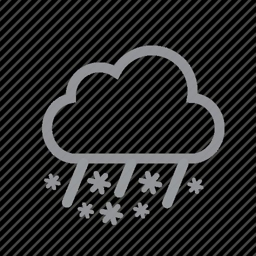 snowrain icon