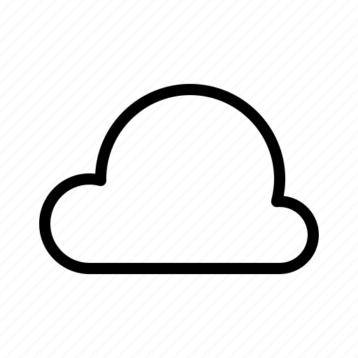 cloud, data, hosting, server, service icon
