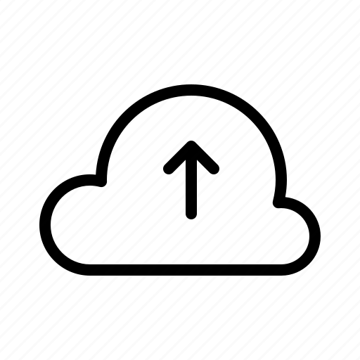 cloud, data, hosting, server, service, upload icon