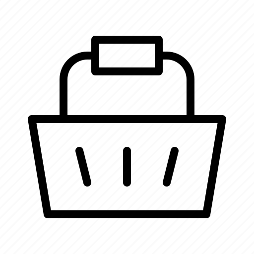 basket, buy, commerce, shopping, supermarket icon