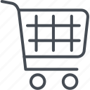 business, cart, ecommerce, finance, shop, shopping icon