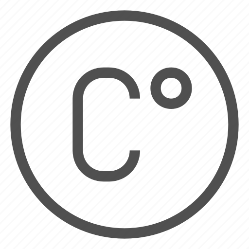 air, celsius, climate, conditioning, degree, mode, temperature icon