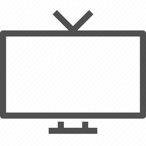 device, display, lcd, monitor, screen, television, tv icon