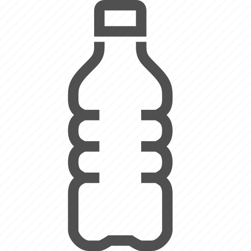 Bottle, environmental, garbage, plastic, recycling, rubbish, waste icon - Download on Iconfinder