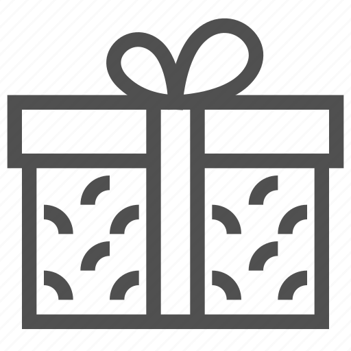 box, celebration, gift, holiday, party, present, surprise icon