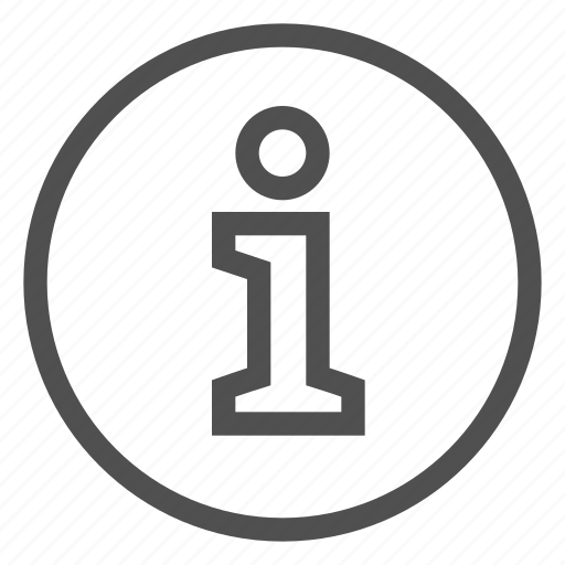 circle, faq, help, info, information, support icon
