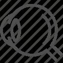 anatomy, eye, eyeball, human, look, organ icon