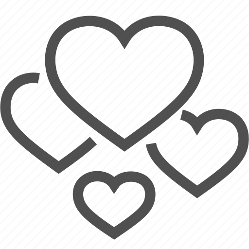 favorite, follover, heart, like, love, network, rating icon