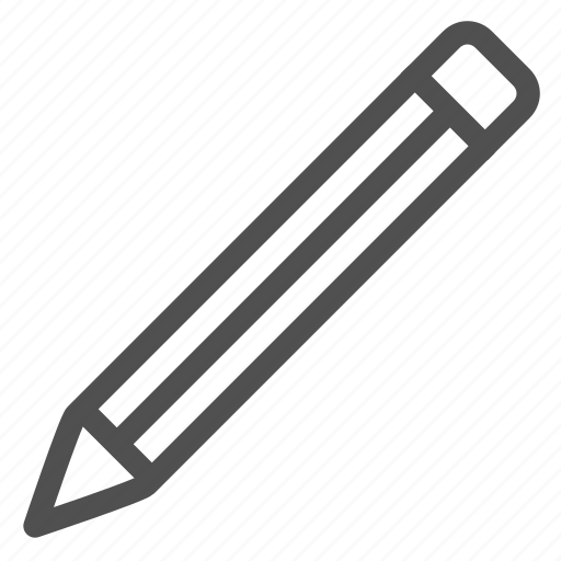 drawing, edit, nib, pencil, stationery, tools, write icon