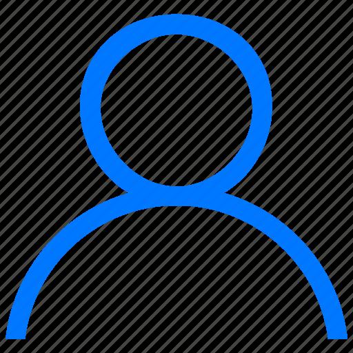 account, avatar, man, person, profile, user, users icon