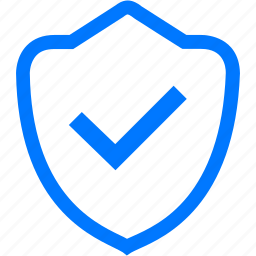 danger, lock, protection, safe, safety, secure, shield icon