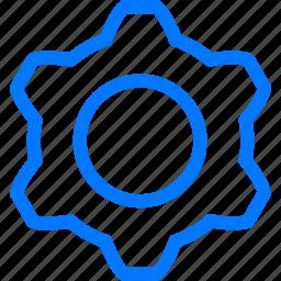 control, gear, option, setting, tools icon