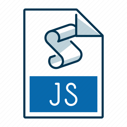 code, document, extension, file, format, js icon