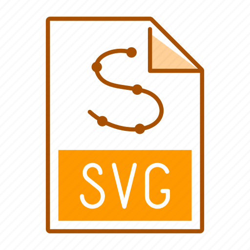 Extension, file, format, svg icon - Download on Iconfinder