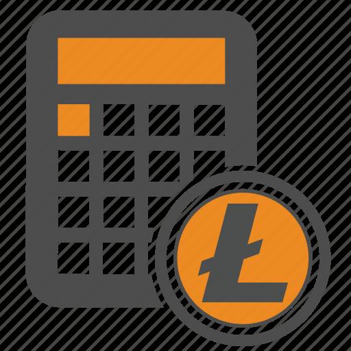 convert, litecoin, money, price icon