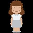 avatar, child, female, girl, kid, person, white