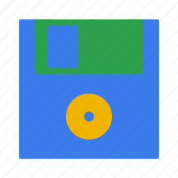 bank, disk, money, protection, safe, security icon
