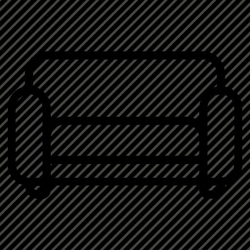 coach, furniture, interior, sofa icon