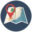 address, adress, home, location, map, marker, navigation icon