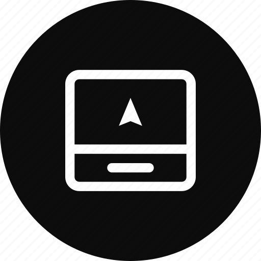 gps, laptop, location, map, navigation, pin icon