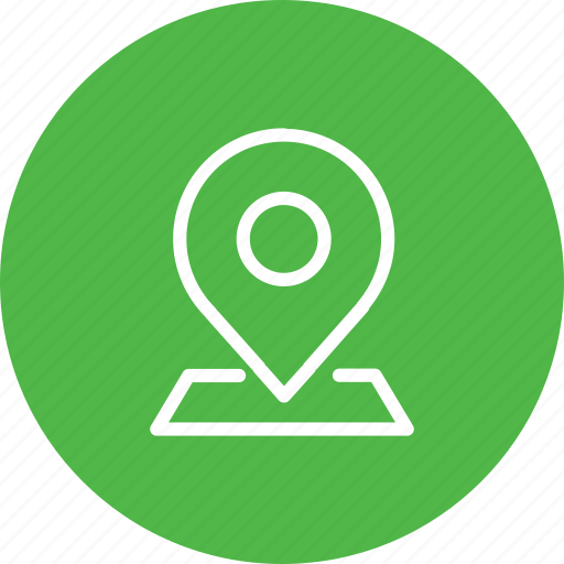 Gps, location, map, marker, navigation, pin icon - Download on Iconfinder