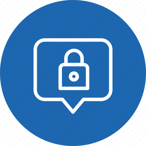 Location, lock, map, navigation, pin, protect, secure icon - Download on Iconfinder