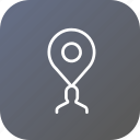 pin, people, person, location, marker, navigation, gps icon