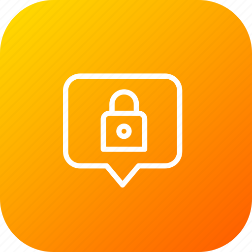 location, lock, map, navigation, pin, protect, secure icon