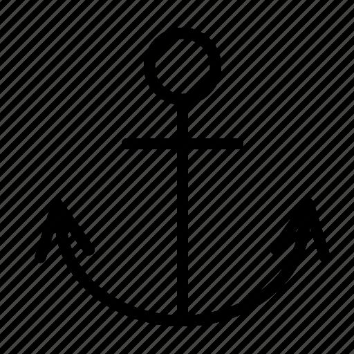 dock, harbor, location, port, ship icon