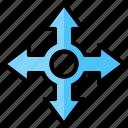 location, arrow, navigation, direction, arrows